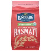 Lundberg Family Farms Organic Basmati Brown Rice