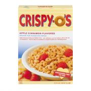 Savion Cereal Crispy O's Apple Cinnamon