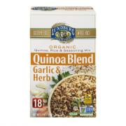 Lundberg Organic Quinoa Blend Garlic & Herb
