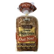 Country Kitchen All Natural Whole Grain Oatmeal Nut Bread