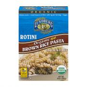 Lundberg Family Farms Brown Rice Rotini