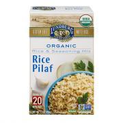 Lundberg Organic Rice Pilaf Rice & Seasoning Mix