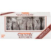 Country Kitchen Chocolate Sugar Donuts