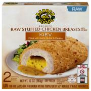 Barber Foods Chicken Kiev