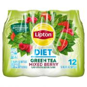 Lipton Diet Berry Green Tea