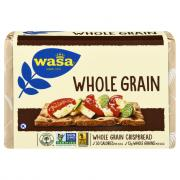 Wasa Whole Grain Crisp Bread