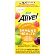 Nature's Way Alive! Everyday Immune Health Softgels