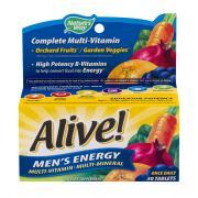 Nature's Way Alive! Men's Multivitamin