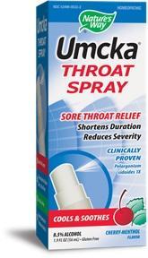 Nature's Way Umcka Throat Spray