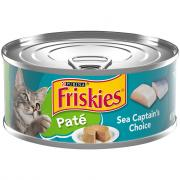 Friskies Buffet Sea Captain's Choice Canned Cat Food