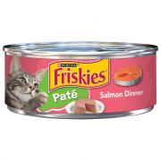 Friskies Buffet Salmon Dinner Canned Cat Food
