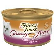 Fancy Feast Gravy Lovers Grilled Chicken Flavor