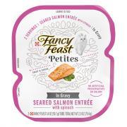 Fancy Feast Petites In Gravy Seared Salmon Entree