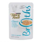 Fancy Feast Broths Classic Tuna and Vegetables