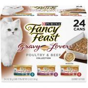 Fancy Feast Gravy Lovers