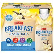 Carnation Breakfast Essentials French Vanilla