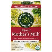 Traditional Medicinals Organic Mother's Milk Herbal Tea Bags