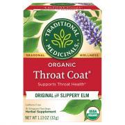 Traditional Medicinals Throat Coat Tea Bags