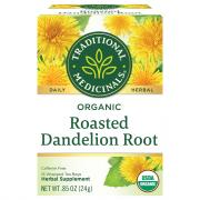 Traditional Medicinals Organic Roasted Dandelion Tea Bags