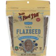 Bob's Red Mill Gluten Free Whole Flaxseed
