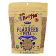 Bob's Red Mill Gluten Free Whole Ground Flaxseed Meal
