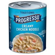 Progresso Traditional Creamy Chicken Noodle Soup