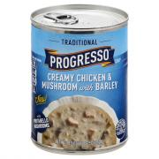 Progresso Traditional Creamy Chicken & Mushroom Soup