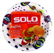 "Solo AnyDay 10"" Paper Plates"