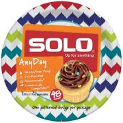 "Solo 6.8"" Any Day Plates"
