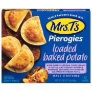 Mrs. T's Loaded Baked Potato Pierogies