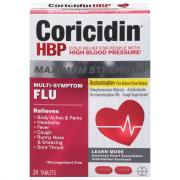 Coricidin HBP Max Flu