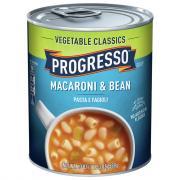 Progresso Classic Macaroni & Bean Soup