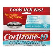 Cortizone-10 Maximun Strength Cooling Relief Gel