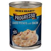 Progresso Rich & Hearty Loaded Potato with Bacon Soup