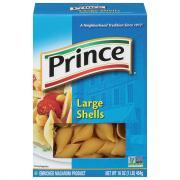 Prince Large Shells