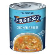 Progresso Traditional Chicken Barley Soup
