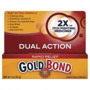 Gold Bond Rapid Relief Anti-Itch Cream