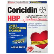 Coricidin HBP Chest & Cough