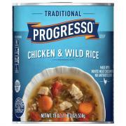 Progresso Chicken Wild Rice Soup