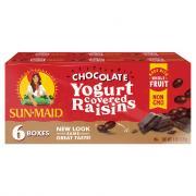 Sun-Maid Dark Chocolate Yogurt Raisins
