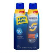 Coppertone Sport Sunscreen Spray SPF30