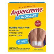 Aspercreme Lidocaine Patch XL