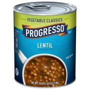 Progresso Classic Lentil Soup