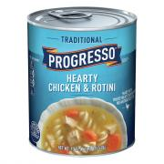 Progresso Rich & Hearty Chicken & Pasta Soup