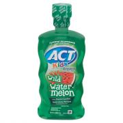ACT Kids Wild Watermelon Mouthwash
