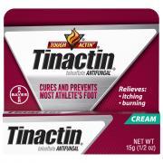 Tinactin Foot Cream Tube