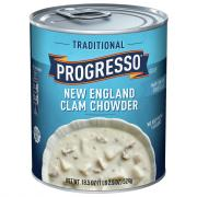 Progresso Clam Chowder