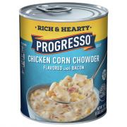 Progresso Rich & Hearty Chicken Corn Chowder