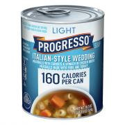 Progresso Light Italian Style Wedding Soup