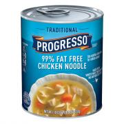 Progresso 99% Fat Free Chicken Noodle Soup